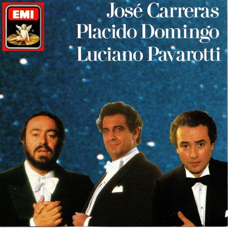 Carreras, Domingo et Pavarotti