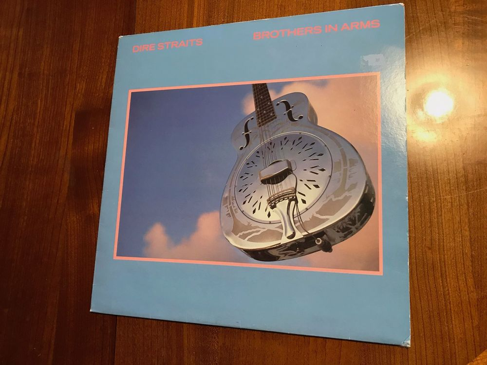 """LP Dire Straits """"Brother in Arms"""""""