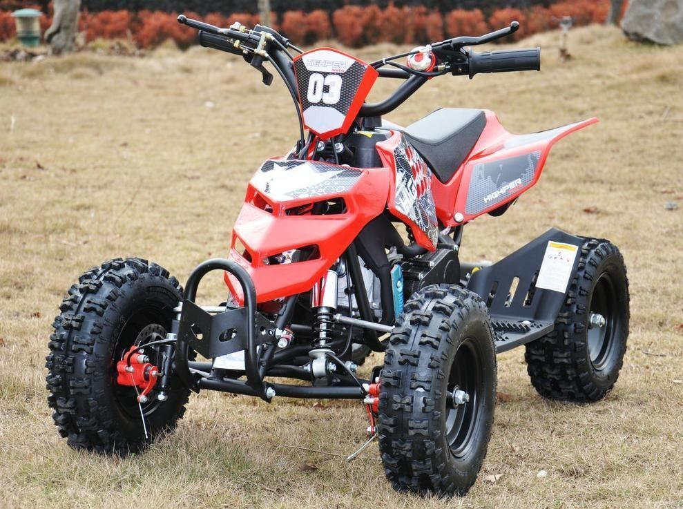 Mini Cross Quad 49ccm, BIG WHEEL ab Fr 1