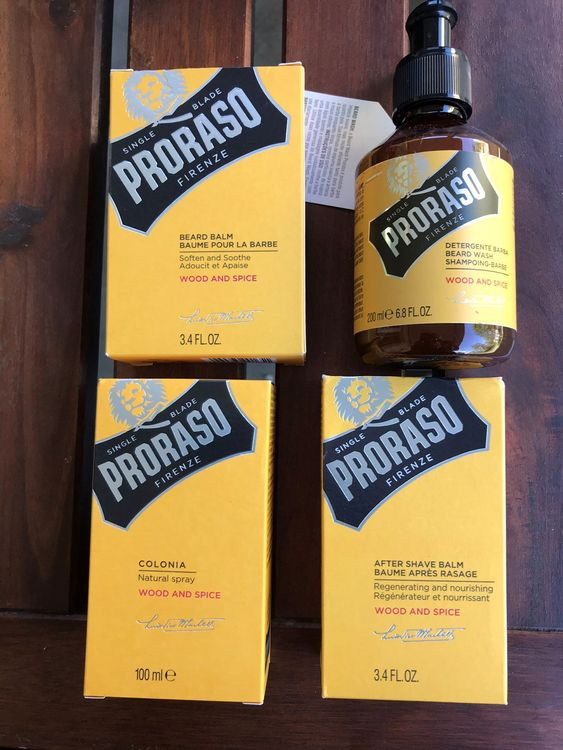 PRORASO firenze wood and spice