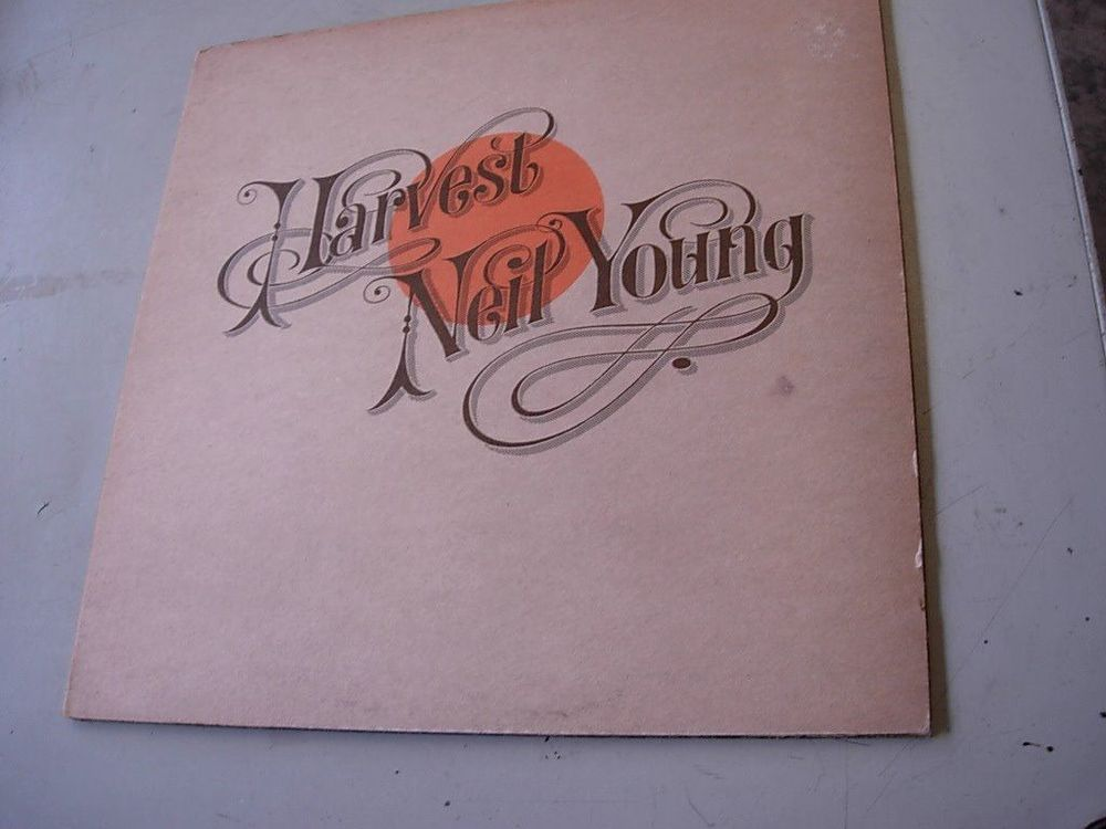 Neil Young--Harvest  1972