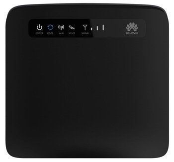 Huawei E5186s: LTE Router & LTE-Antenne