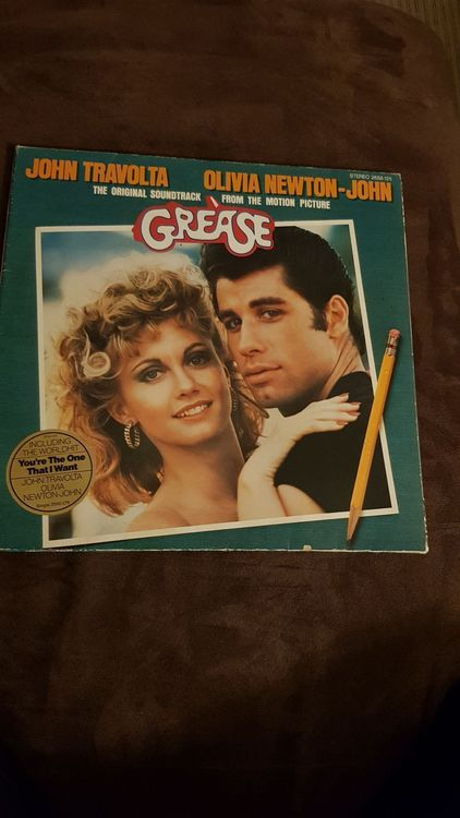 Grease - OST - 2LP