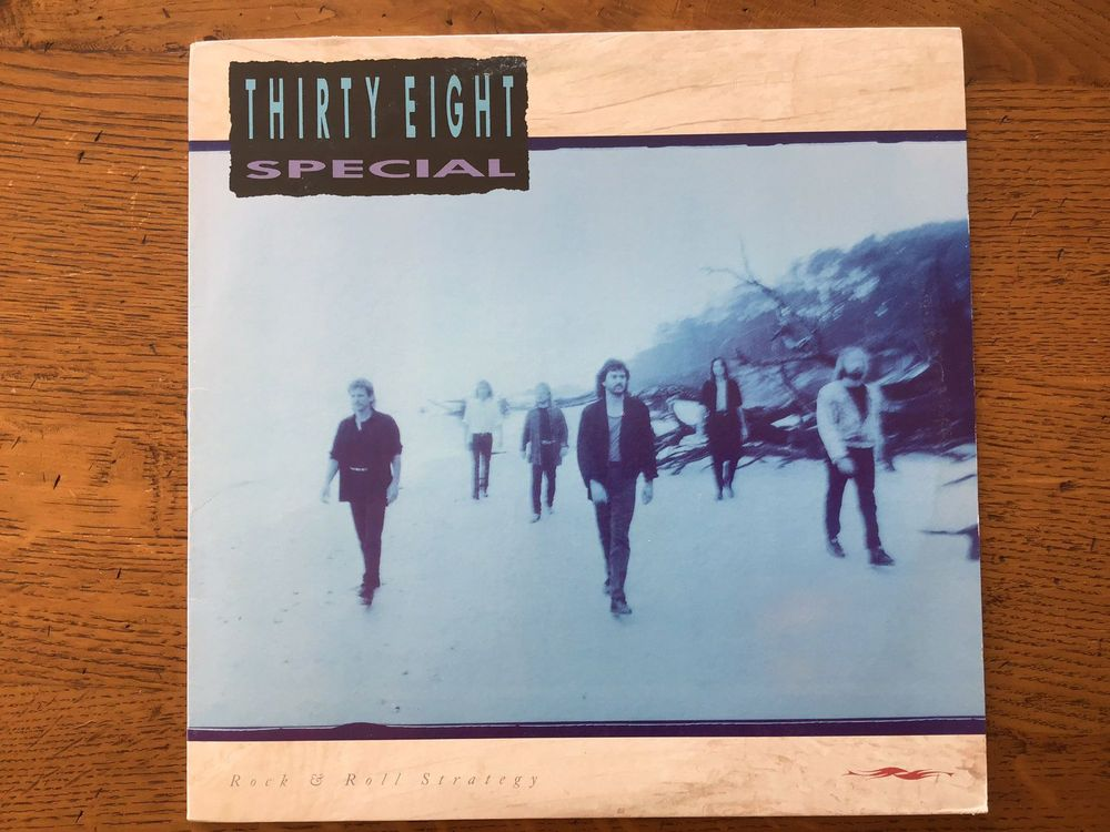 LP Thirty Eight Special southern rock