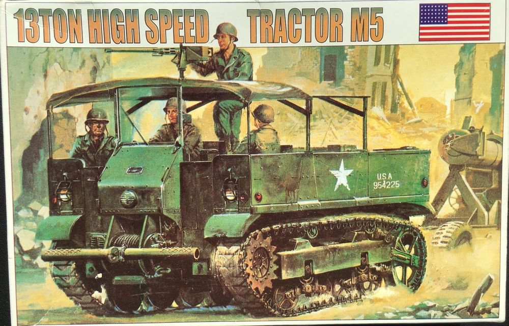 M5 High Speed Tractor 13 ton