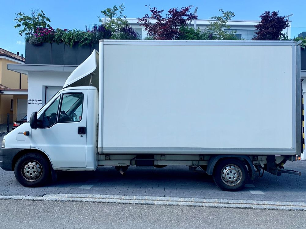 FIAT Ducato Maxi 2.8 JTD Power