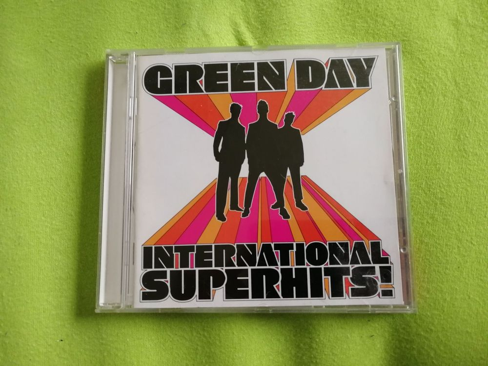 Green Day CD International Superhits