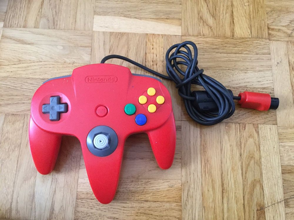 N64 Controller Rot