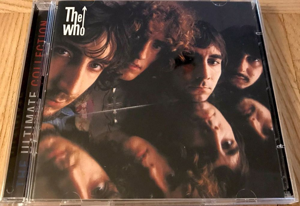 2CD The WHO - The Ultimate Collection