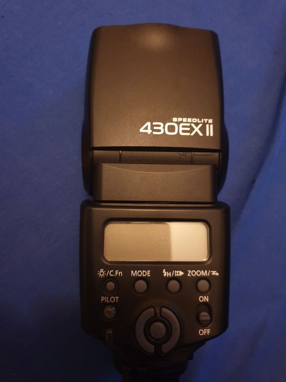 Flash Canon spedlite 430Ex 2