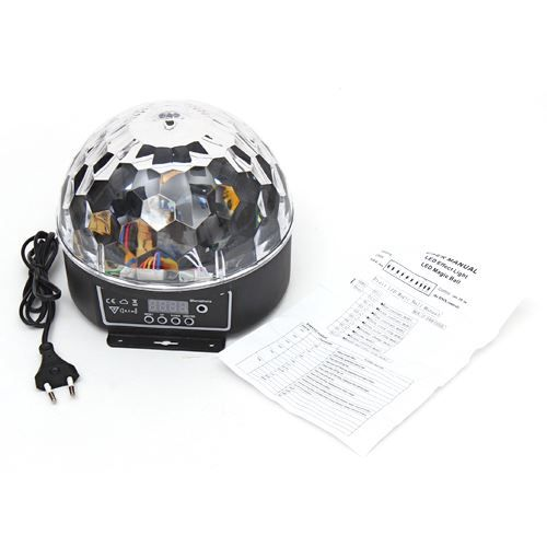 LED Discokugel Disco Licht Kugel RGB