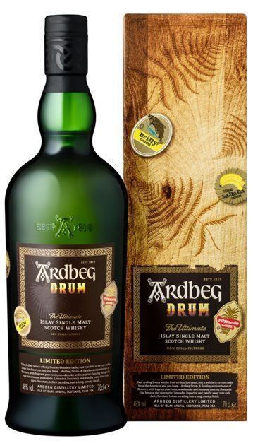 1X70 CL ARDBEG DRUM LIMITED EDITION 2019
