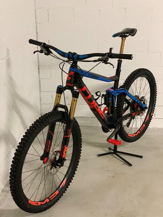 CUBE Enduro Bike