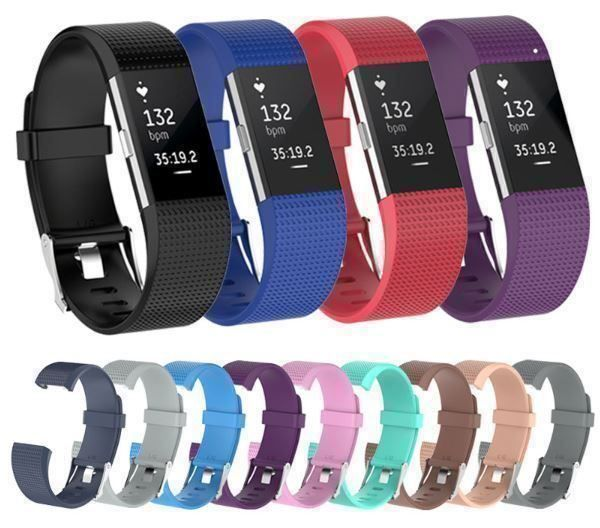 ARMBAND FÜR FITBIT CHARGE 2