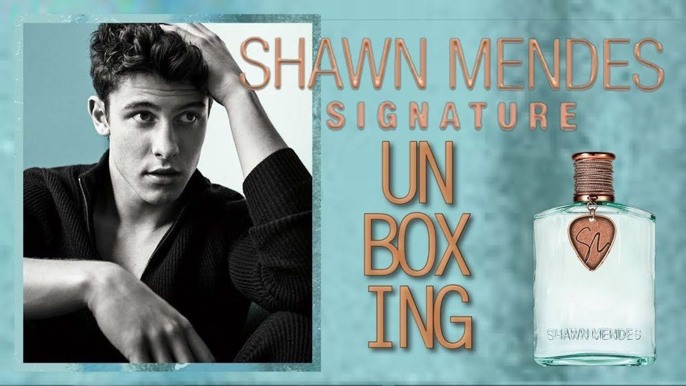 Shawn Mendes / Signature, EdP       50ml