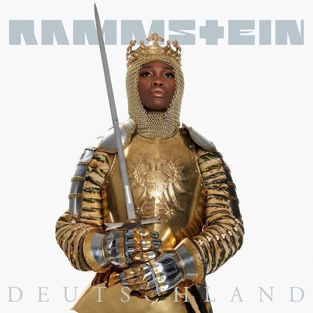 RAMMSTEIN - Deutschland (CD-Single)