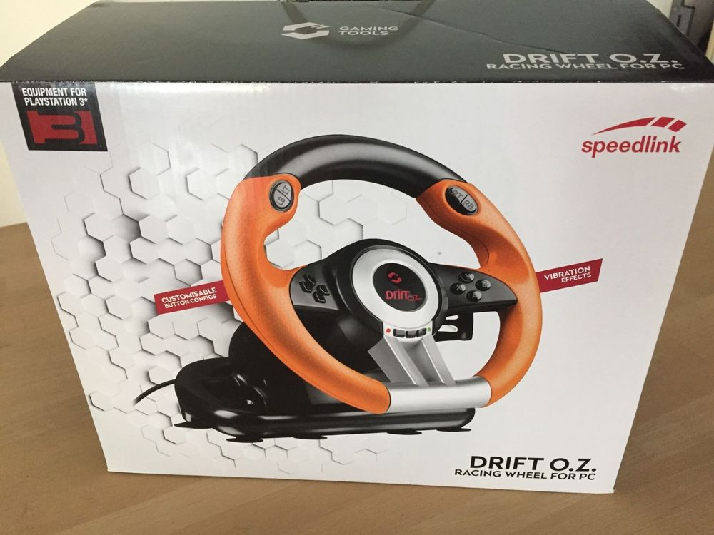 DRIFT O.Z. Racing Wheel (für PC)