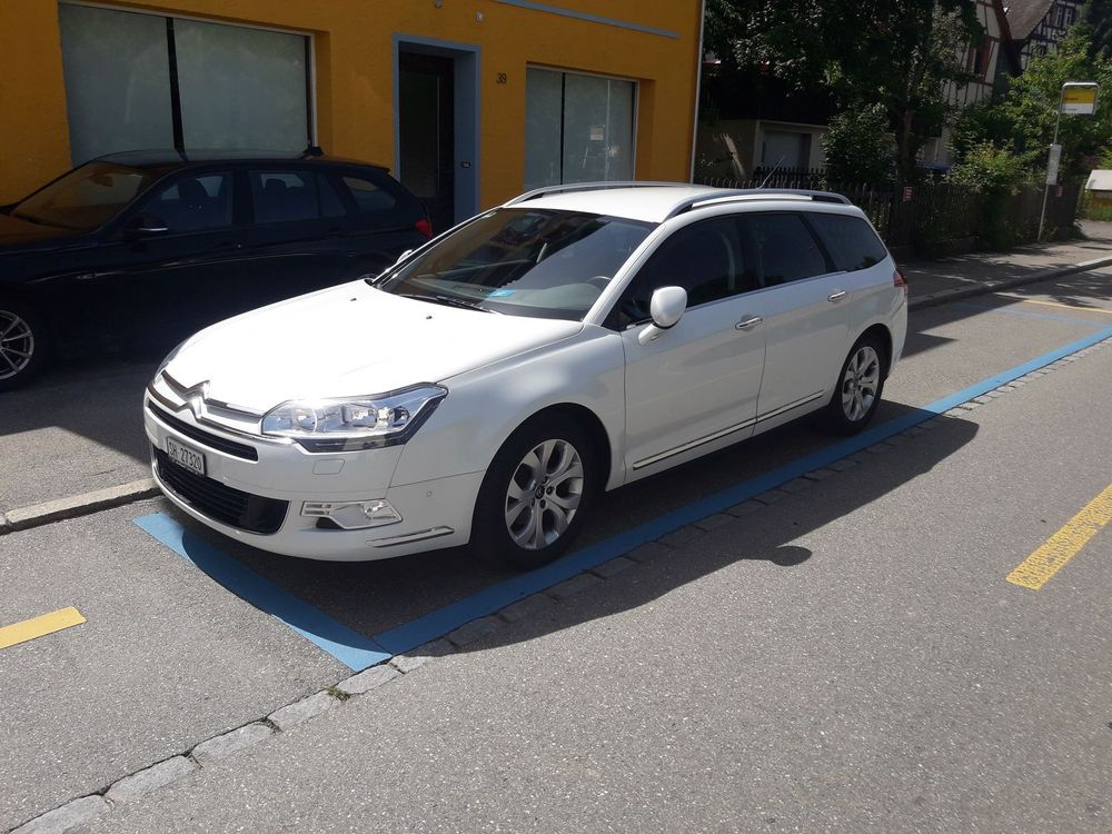 CITROEN C5 Tourer 2.0 BlueHDi Exclusive