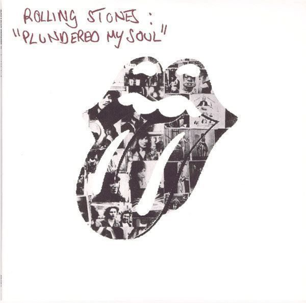 """Rolling Stones - Plundered my Soul (7"""")"""