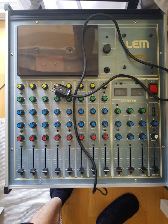 Lem Baby Professional Stereo