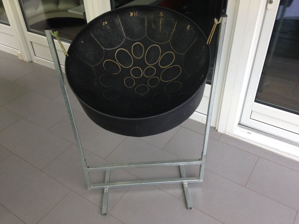 Steelpan Single Soprano (Lead(