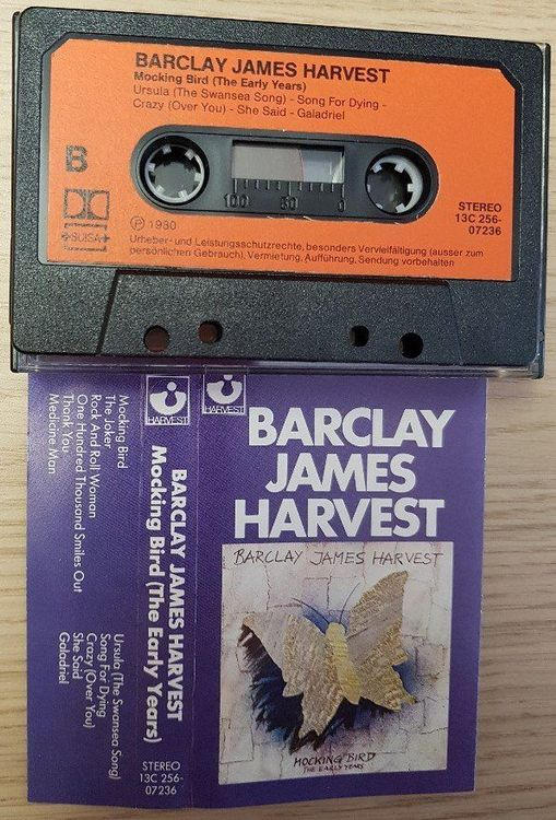 Barclay James Harvest - Mocking Bird