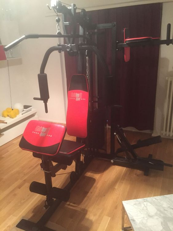 "Christopeit Sport ""Profi Center de Luxe"""
