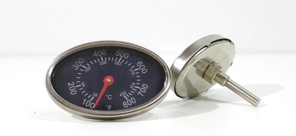 Ovales Grillthermometer