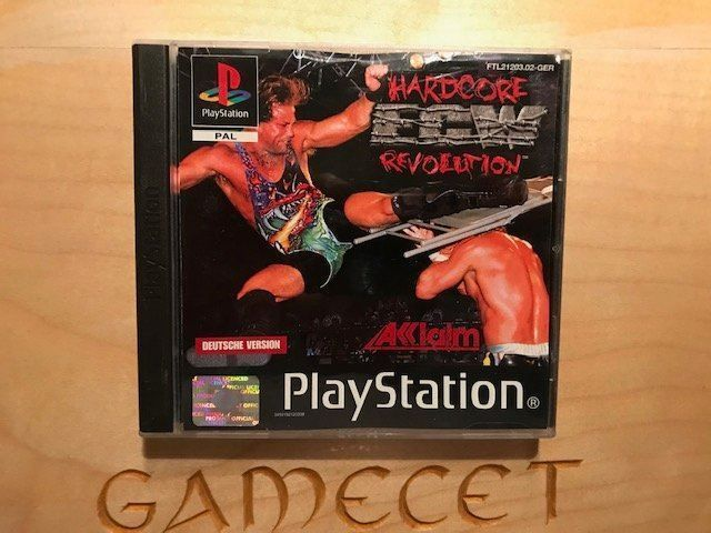 Hardcore ECW Evolution PS1