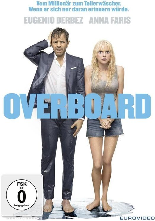 Overboard (DVD)