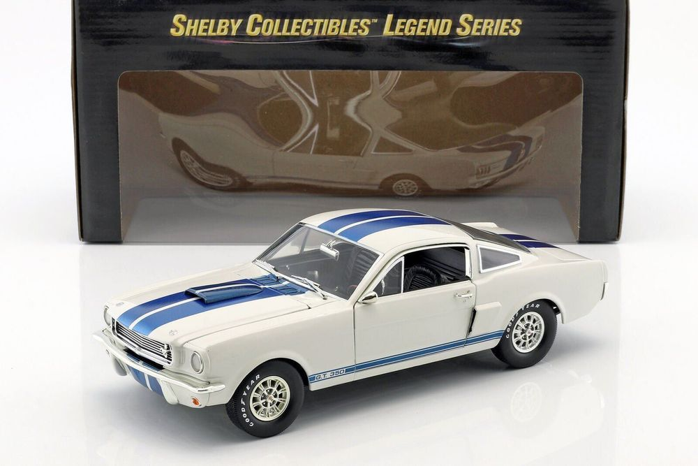 Ford Mustang Shelby GT 350 1966 weiss /
