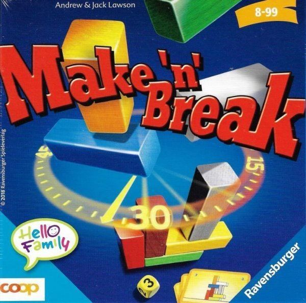 "SPIEL ""Make 'n' Break"" NEU"