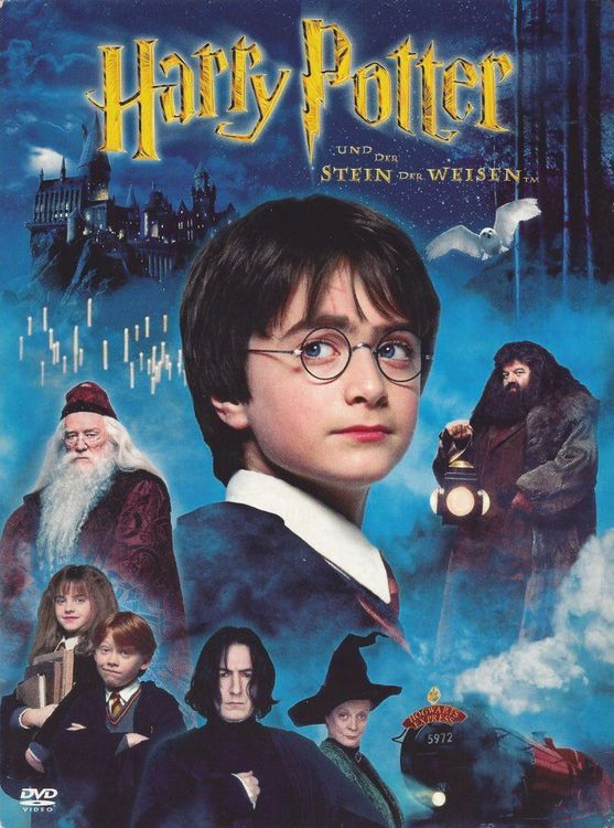 Harry Potter (DVD 2 Disc Edition)