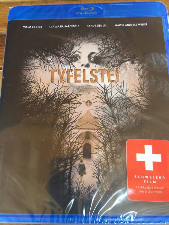 Tyfelstei - Walter Andreas Müller ab 2.9