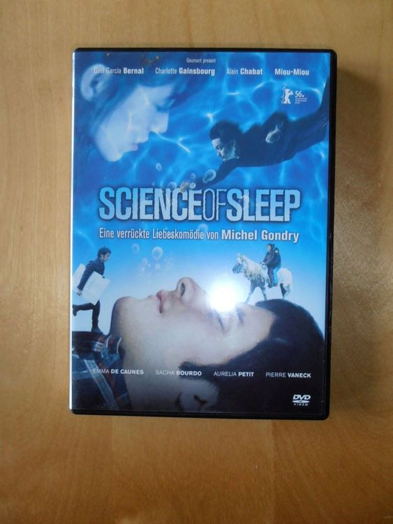Science of Sleep [DVD]