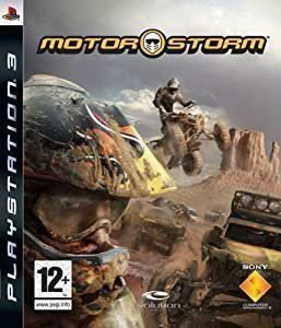 PS3; MOTOR STORM           NP= 34.90 CHF