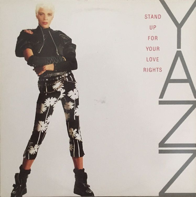 YAZZ - STAND UP FOR YOUR LOVE RIGHTS - M