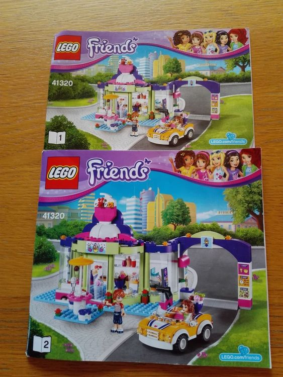 Lego Friends 41320