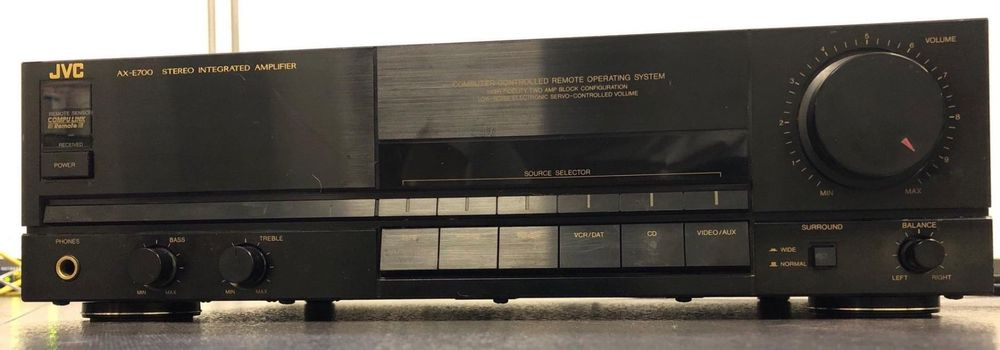 JVC AX-E700 Stereo Integrated Amplifier