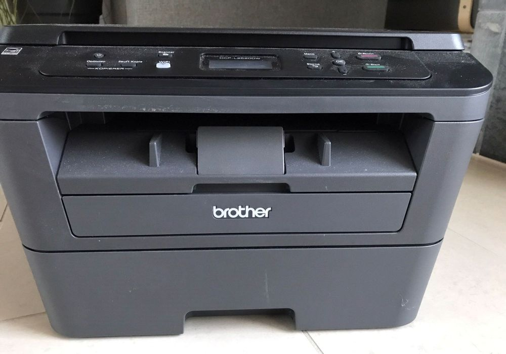 Laser- Drucker Brother DCP-L2520DW