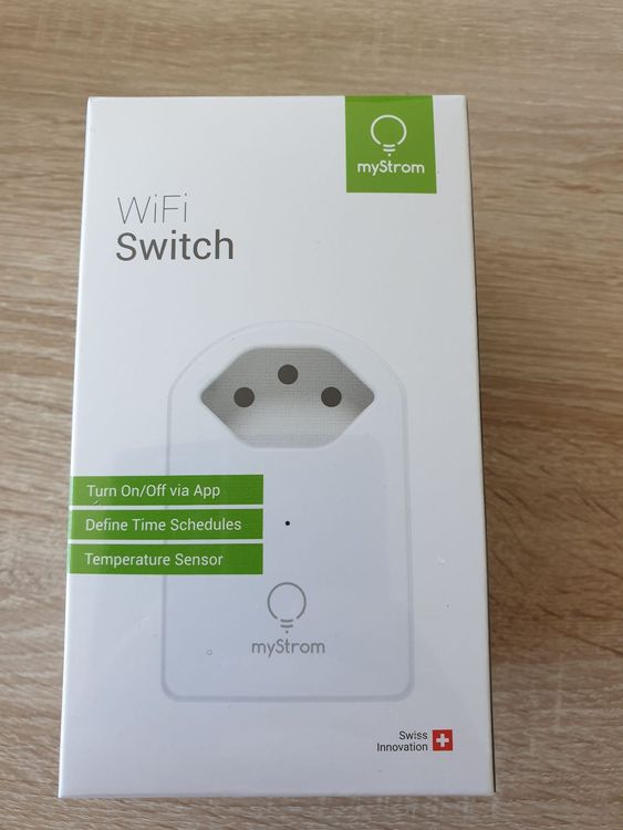my Strom WiFi Switch
