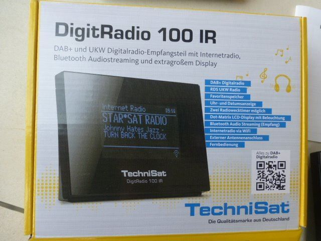 Digitalradio Empfangsteil TechniSat