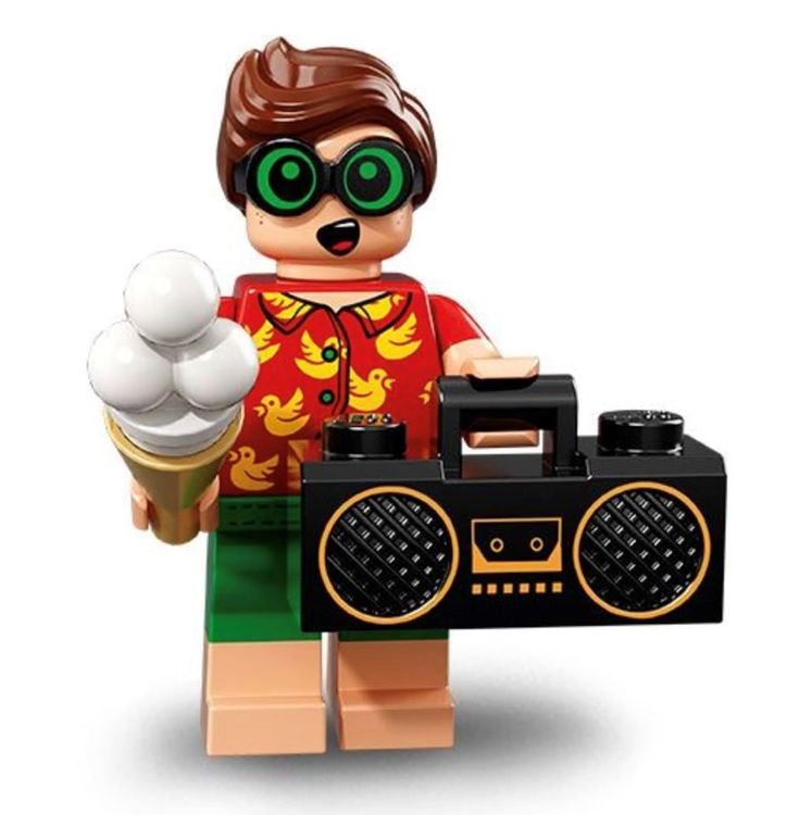 Lego Batman Movie 2 Urlaub Robin