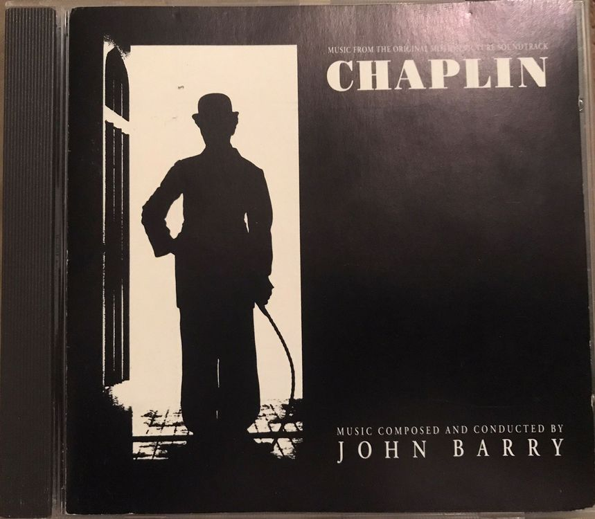 "CD: ""Chaplin"" - Movie Soundtrack"