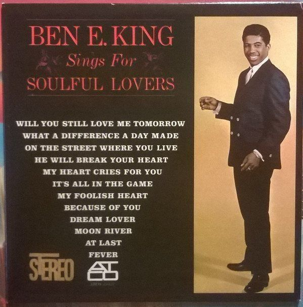 Ben E. King - Sings For Soulful Lovers