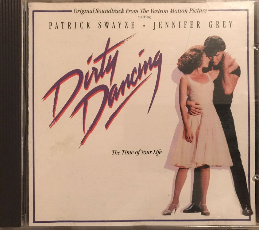 "CD ""Dirty Dancing"" Movie Soundtrack"
