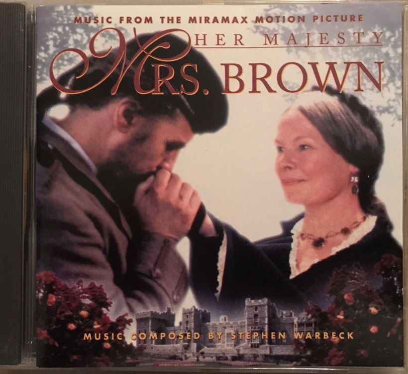 "CD ""Mrs. Brown"" - Movie Soundtrack"