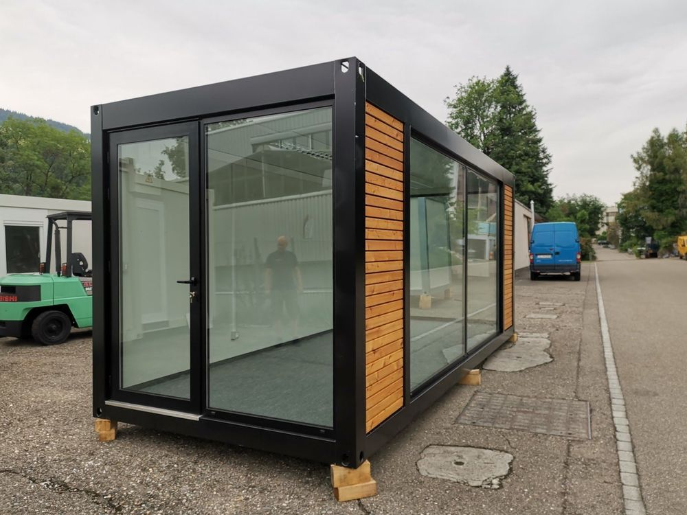 Bürocontainer, Container