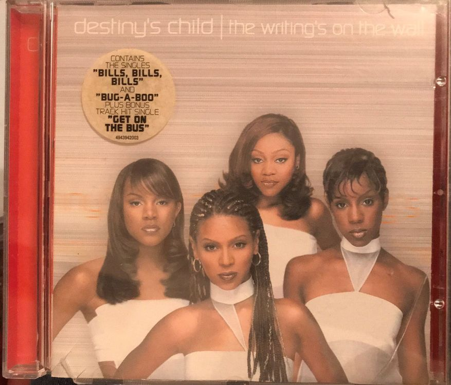 "CD ""Destiny's Child - the Writings..."""