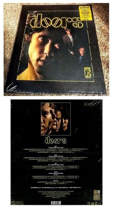 The Doors - 50th Ann. Deluxe Edition